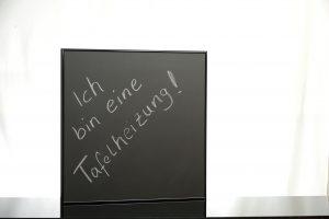 Tafelheizung zum beschriften und heizen