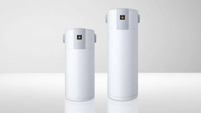 Energie sparen mit Warmwasser Wärmepumpe